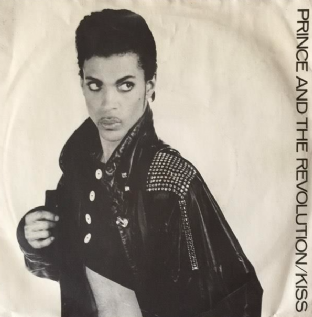"Prince And The Revolution ‎- Kiss (7"") (G/VG-)"